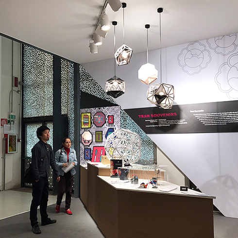 Qualy is now exhibit in Slow Hand Design Exhibition in Milan.